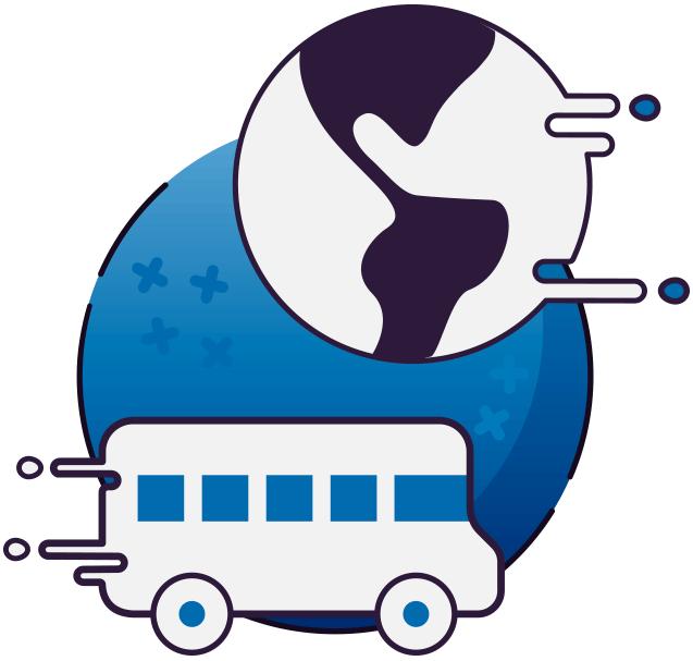 A história do vale-transporte no Brasil e no mundo